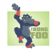 VECTOR SERIES 3 : The Kong FOO by gus-kitagawa