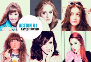 Action 01 by AnyEditions20