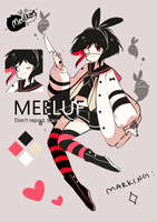 Meelkos #7: Auction [CLOSED] by Meeluf
