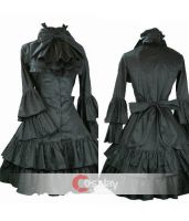Palace Style Gothic Lolita Dress by wendywei2012