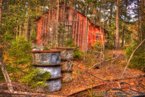 Where time has stopped - HDR by Idera13
