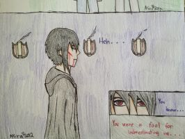 You were a fool... by TheLadyOfBlack