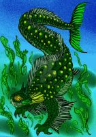 A Fish Named Orobon by avancna