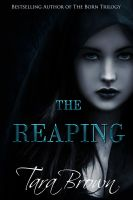 Book cover - The Reaping by Tara Brown by CathleenTarawhiti