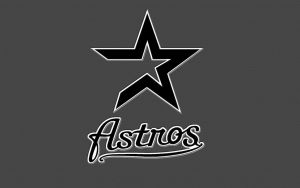 Astros BnW by TechII