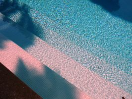 Swimming Pool Close Up by M10tje