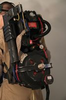 Proton Pack by SirDeLundo