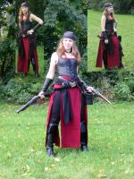 Burgandy by RogueCostuming