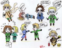 Hetalia Madness by lestat1991