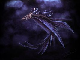 Dragon Lord of the Abyss by Silinde-Ar-Feiniel