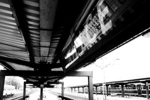 . Railway Station . by trocker
