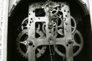 clock gears by thecapricorn