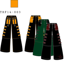 Design 1 - Project 2: Side Bands Pants Filled by SeikoMiwarui