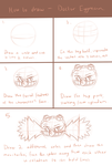 Draw Doctor Eggman Tutorial by destinal