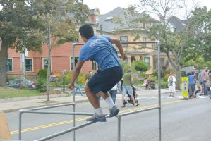 Summer Days Street Fair,Brave the Pole Balancing4 by Miss-Tbones