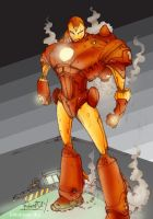 Iron Man 2 by Blindman-CB