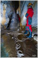 Cave walking by joffo1