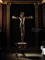 Crucifix by lipid-fatality