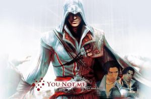 Assassin's Creed:Ezio Auditore by sundaymorning666