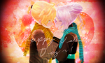 HAPPY VALENTINES DAY ~! by Crystallyna