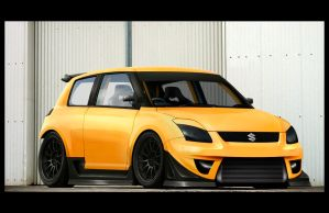 Suzuki Swift by RecDesign