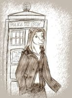 Doctor BN Who by SailorPhantom