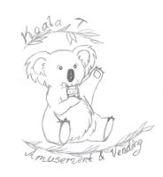 Koala T Amusement and Vending by Yukiko-chan