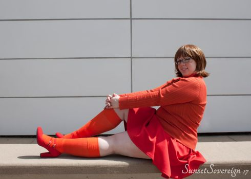 Velma Dinkley by SunsetSovereign