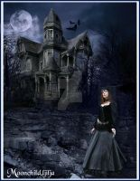 My dark house by moonchild-ljilja