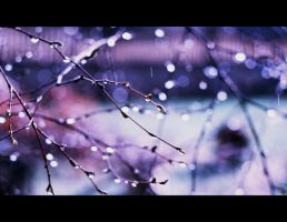 ...spring rain by BaxiaArt