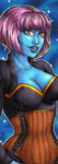 Bookmark 12: Apsara by Forunth