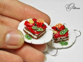 Fruit dessert 4 by OrionaJewelry