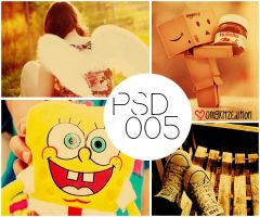 PSD 005 by OmgKltzEdition