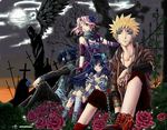 Naruto +Gothic+ Lineart by ~juhaihai Reloaded by Suiish