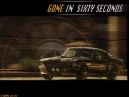 Gone In 60 Seconds Wallpaper 1 by Lekore