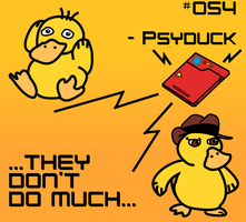 Perry the Psyduck by QuargRanger