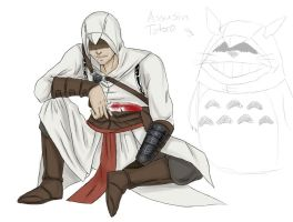 Altair by dagreenpillow
