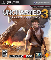 Uncharted 3 Drake Bell by Azael1332Ragnarok