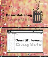 Beautiful-Song-CrazyMofo by aldu2001