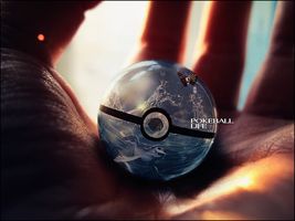 Pokeball life by byEhra