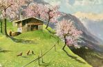 The Farm On the Hillside by Yesterdays-Paper