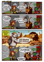 WoW - The Legacy of Elu by LadyRosse