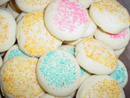Soft Sugar Cookies by ArielManx