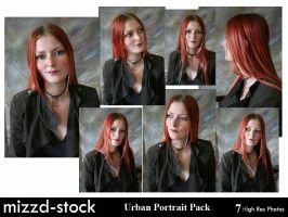 Urban Portrait Pack by mizzd-stock
