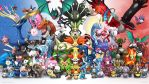 [Wallpaper] Generation 6 by arkeis-pokemon