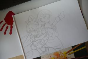 Work in process... by SorinDrawings