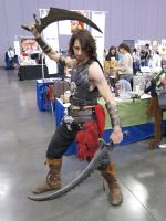 Fanime 2010 - Prince of Persia by Cosphotos