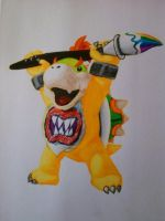 Bowser Jr by peacemaker13