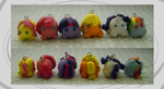 Mane Six Charms by CrustCringle