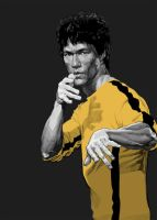 Bruce Lee-16 by kse332